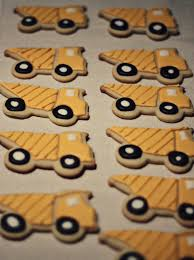 100 Dump Truck Cookies Pickle And Peanut Party