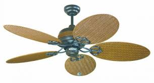 Rattan Ceiling Fans With Lights by Have Outdoor Fun With Rattan Ceiling Fans Warisan Lighting Wicker