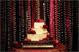 Backdrop For Wedding Cakes Bat Bar Mitzvah And Dessert