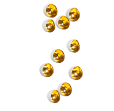 Gold Leaf Design Group Seed Wall Play Gold – Modish Store