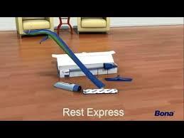 Bona Pro Series Hardwood Floor Refresher by How To Assemble Your Bona Hardwood Floor Mop Rest Express Youtube