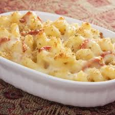 Modern Baked Mac And Cheese With Cheddar And Gruyère Recipe