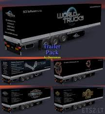 Trailer Pack Games V 1.0 | ETS 2 Mods Truck Driver Is The First Trucking Simulator For Ps4 Xbox One Trailer Games Play Free Pack V100 For Ats American Mods Game Rider Nj 3d Next Weekend Update News Indie Db Europe 2 Hd Android Games Download Free Heavy Car Transport 16 Gameplay Dailymotion Birthday Parties In Los Angeles Party Ideas Kids Ca Video Game Gallery Levelup Fs17 Krampe Road Train Mod Farming Simulator 2019 2017 2015 Scania Trjl Doubledeck Jupiter Ascending Combo Skin