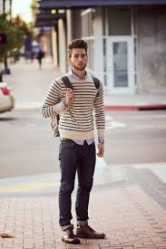 Mens Casual Fashion Style 34