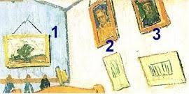 Vincent van Gogh The Paintings Vincent s Bedroom in Arles