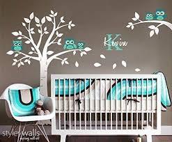Owl Bedroom Wall Stickers by 7 Best Muursticker Images On Pinterest Baby Room Butterflies