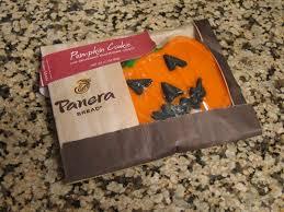 Panera Pumpkin Spice Latte Calories by Review Panera Bread Pumpkin Cookie Brand Eating