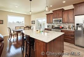 Schroll Cabinets Cheyenne Wyoming by 2225 Plain View Rd Cheyenne Wyoming Single Family Home For Sales
