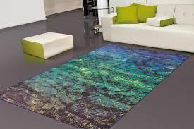 kindermöbel wohnen arte espina teppich modern vintage bunt