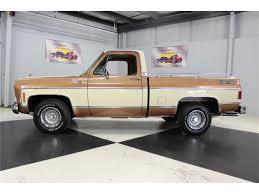 100 1979 Gmc Truck GMC High Sierra 15 For Sale ClassicCarscom CC894511