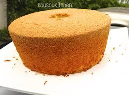 gâteau éponge facile rapide gourmandises sucrées