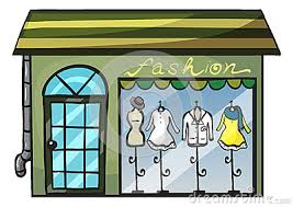 Clothing Store Clipart 1