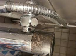 Brushed Nickel Bathroom Faucets Cleaning by Cleaning Did I Ruin My Bathroom Faucet During Descaling Home