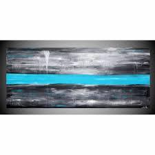 großes acrylbild auf leinwand acrylbild abstrakt