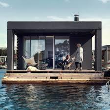 100 Boathouse Designs Houseboat By Laust Nrgaard Floats In Copenhagen Harbour