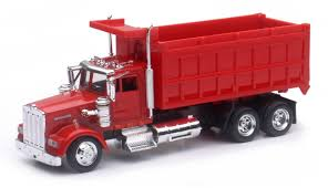 New Ray Toys O 15533A-H Red Kenworth W900 Dump Truck ... Amazoncom 132nd New Ray Kenworth W900 Pot Belly Livestock Trailer Dcp 3987cab T880 Daycab Stampntoys Drake Z01382 Australian Kenworth C509 Sleeper Prime Mover Truck 132 Scale Diecast Lowboy Tractor Trailer With T700 Semi Truck Container 168 Toy For Showcase Miniatures Z 4021 Grapple Kit Kinsmart Die Cast Assorted Colours 143 Wlowboy Excavator D Nry15293 Mack Log Replica Flatbed Forklift Store