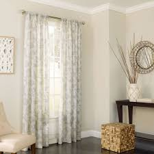 eclipse charlene uv light filtering sheer curtain furniture and