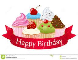 Ribbon clipart happy birthday 1