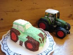 fendt traktor torte