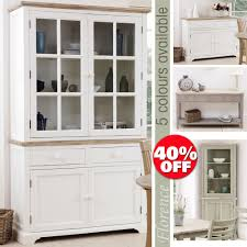 kitchen dresser corner cupboard sideboard display cabinet ebay