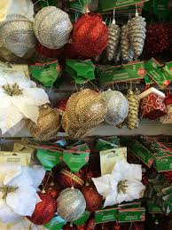 Meijer Christmas Tree Decorations by Dollar Tree Fall U0026 Christmas Decor Everything Just A Dollar