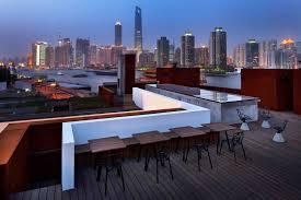100 Waterhouse On The Bund Restaurant Rooftop SmartShanghai