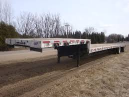 100 Step Deck Truck USED 2000 WILSON CFD 900 FOR SALE 1979