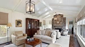 18 Living Room Designs With Vaulted Ceiling