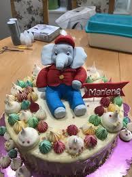 benjamin blümchen torte blumen torte torte elefant