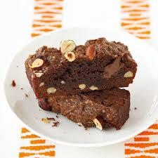 haselnuss brownies