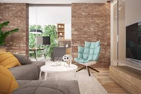 100 Brick Walls In Homes 3 Stunning With Exposed Accent Terior