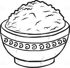 Rice In Bowl Stock Vector Art & More of 2015
