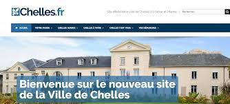 la ville de chelles a un nouveau site le parisien