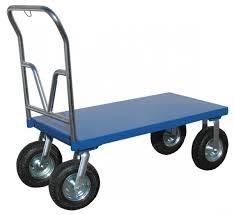 100 Flatbed Hand Truck Platform Carts Platform Hand Carts Platform Stock Cart