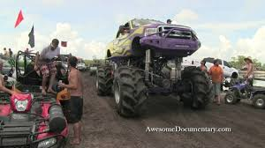 Mud Trucks Of Triple Canopy By AwesomeDocumentary