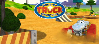 Watch Monster Truck Adventures