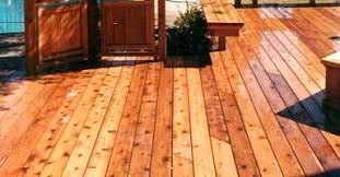 Wood Decking Boards by Cedar Decking Buffalo Lumber