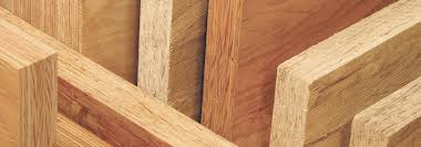 Structural Composite Lumber SCL