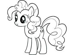 Coloring Pages Pony Baby My Little Pinkie Pie Page Medium Size Of Po