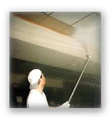 ceiling cleaning versus ceiling coating why you are ruining your