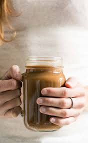 Iced Pumpkin Spice Latte Nutrition Facts by The Ultimate Healthy Chocolate Pumpkin Spice Latte Amy U0027s Healthy