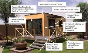 constructeur de maisons et studios de jardin à ossature bois clé