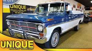 1969 Ford F100 Ranger | For Sale - YouTube