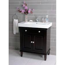 18 Inch Deep Bathroom Vanity by Lanza 30