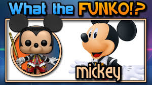Halloween Town Keyblade by Kingdom Hearts Mickey Funko Pop Unboxing Review