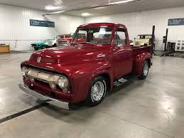 1954 Ford F100 | 4-Wheel Classics/Classic Car, Truck, And SUV Sales 1954 F100 Old School New Way Cool Modified Mustangs Ford Burnyzz American Classic Horse Power Custom Truck 72015mchmt1954fordtruckthreequarterfront Hot Rod Resto Mod F68 Monterey 2014 For Sale Classiccarscom Cc1028227 Pickup Classic Pick Up Truck From Arizona See Abes Journal Network Truck Used Sale