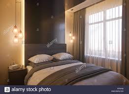 hotel schlafzimmer dekoration stockfotos und bilder kaufen