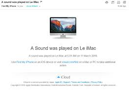 How to find a stolen Mac and protect data from theives Macworld UK
