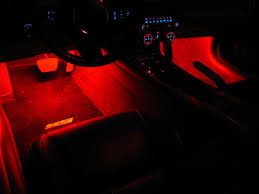 5th Generation Camaro LED Interior Lighting