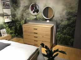 möbel schlafzimmer livia valnatura wildeiche mit beton optike elemente xxxlutz
